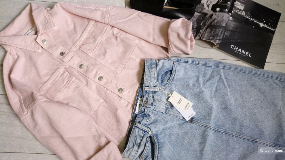Джинсовая куртка манго, размер M( можно и S/M)