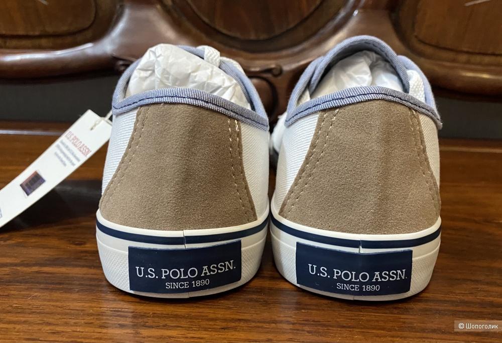 Кеды U.S. Polo размер 39
