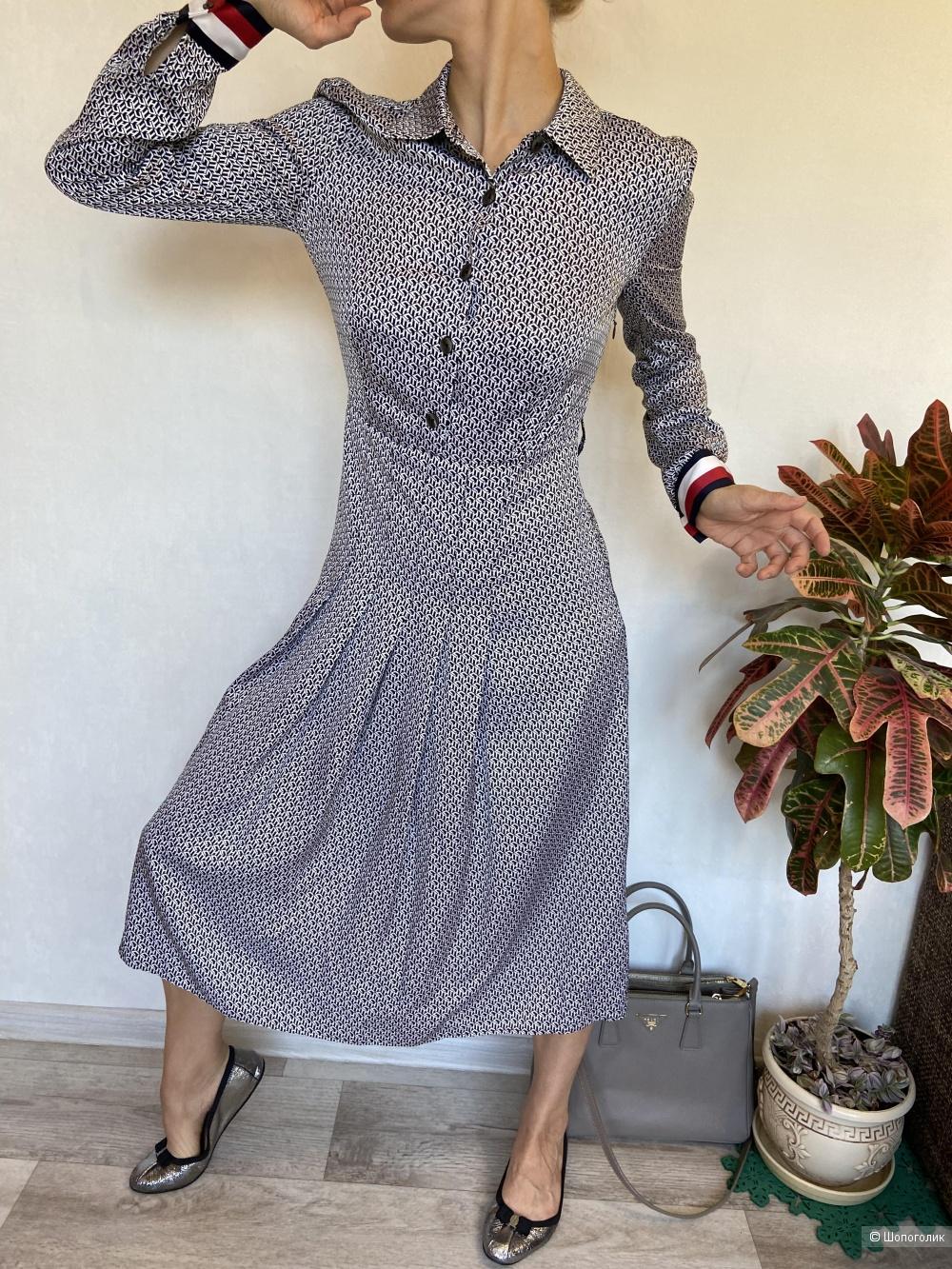 Платье-Рубашка Tommy Hilfieger 42 (S)