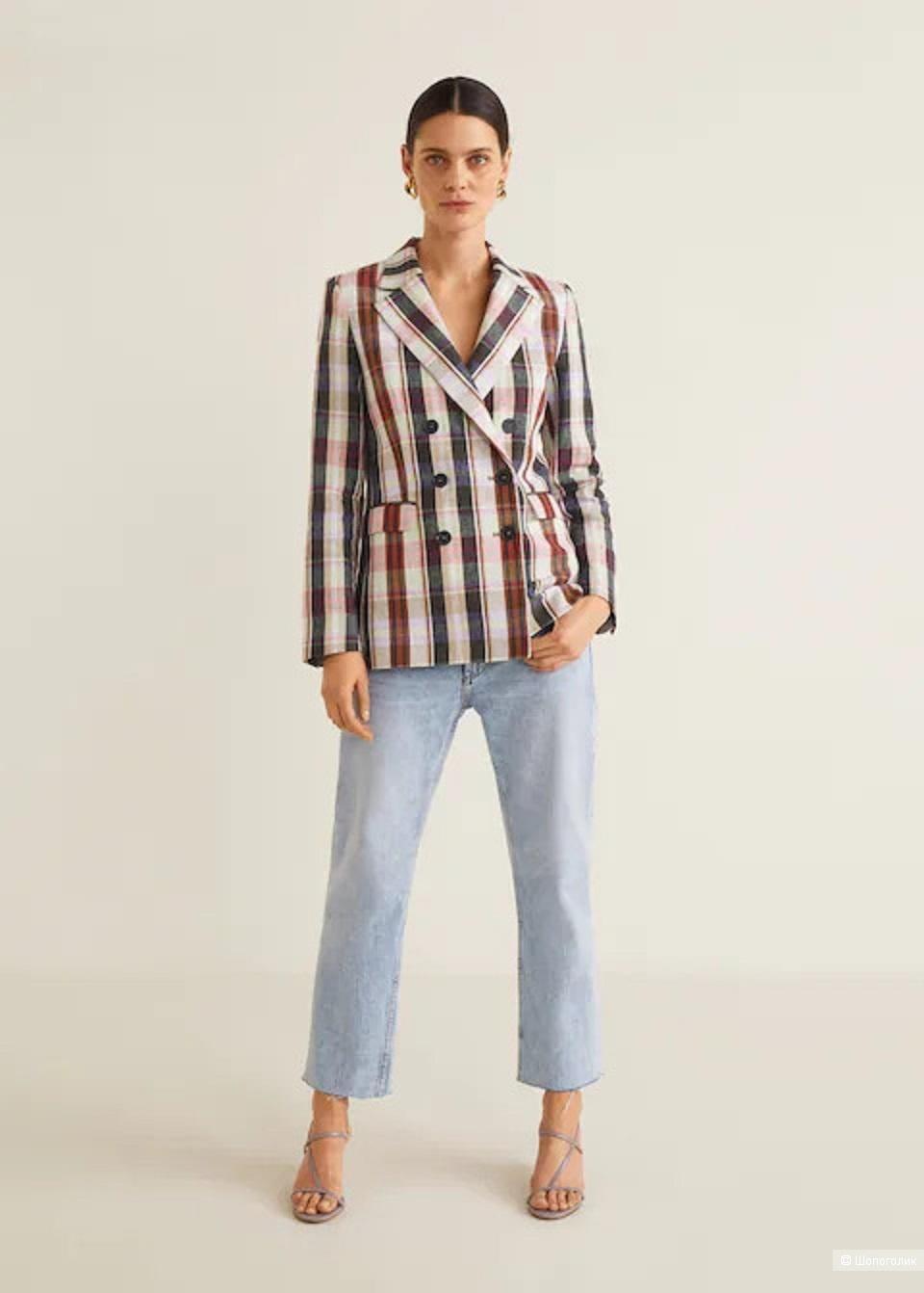 Пиджак MANGO, размер рос 42