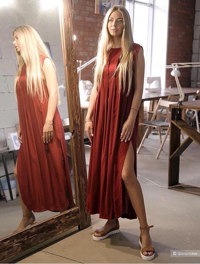 Платье макси Souvenir Clubbing. IT S (42-44 RU)