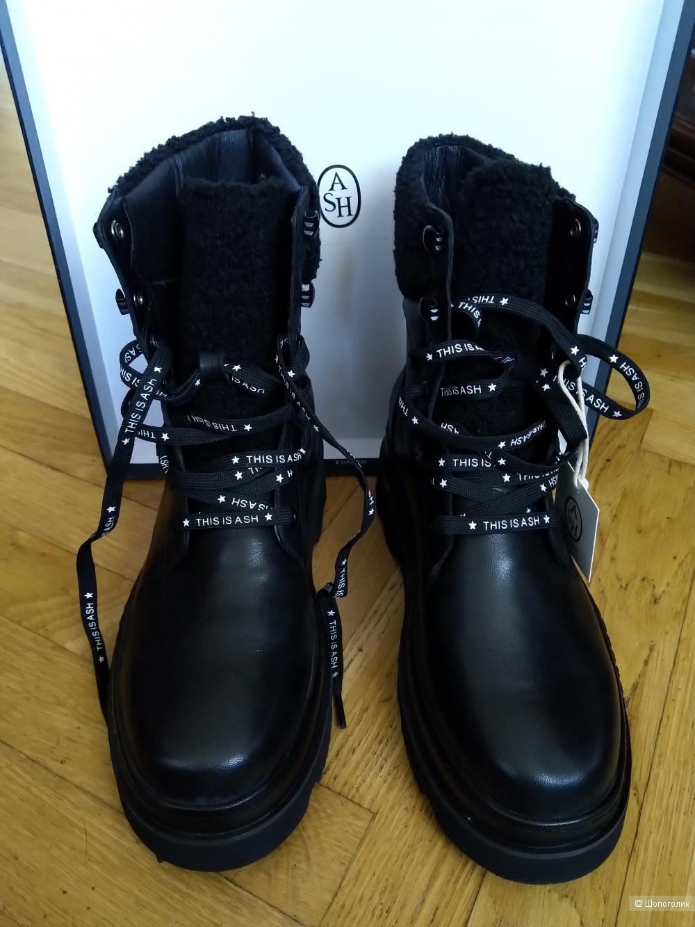 Ботинки ASH, размер EU37 / UK4