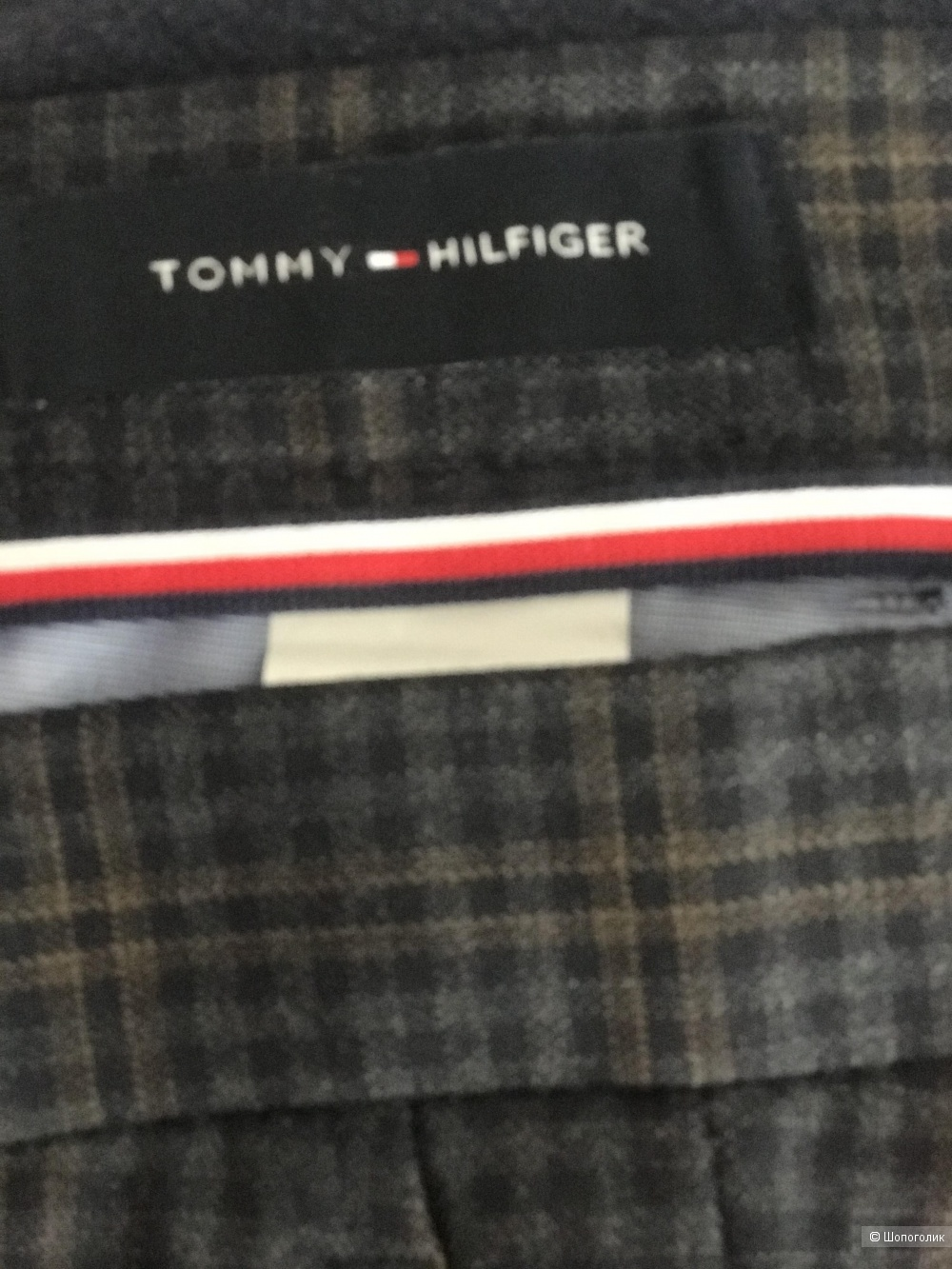 Брюки мужские Tommy Hilfiger р. 40(58)