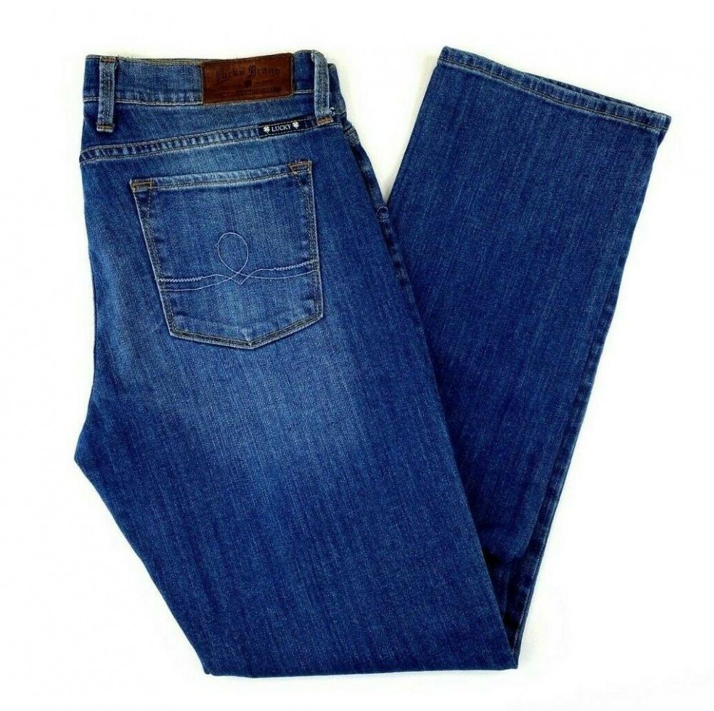 Lucky Brand джинсы США , р.  42-44