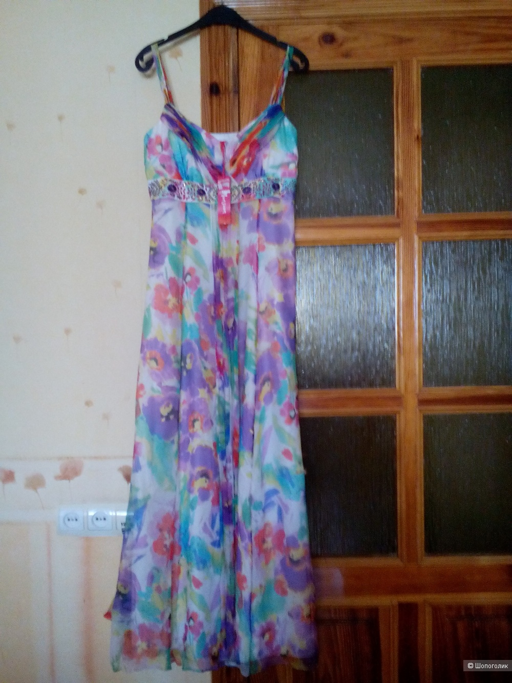 Платье шифоновое Mon soon размер 46