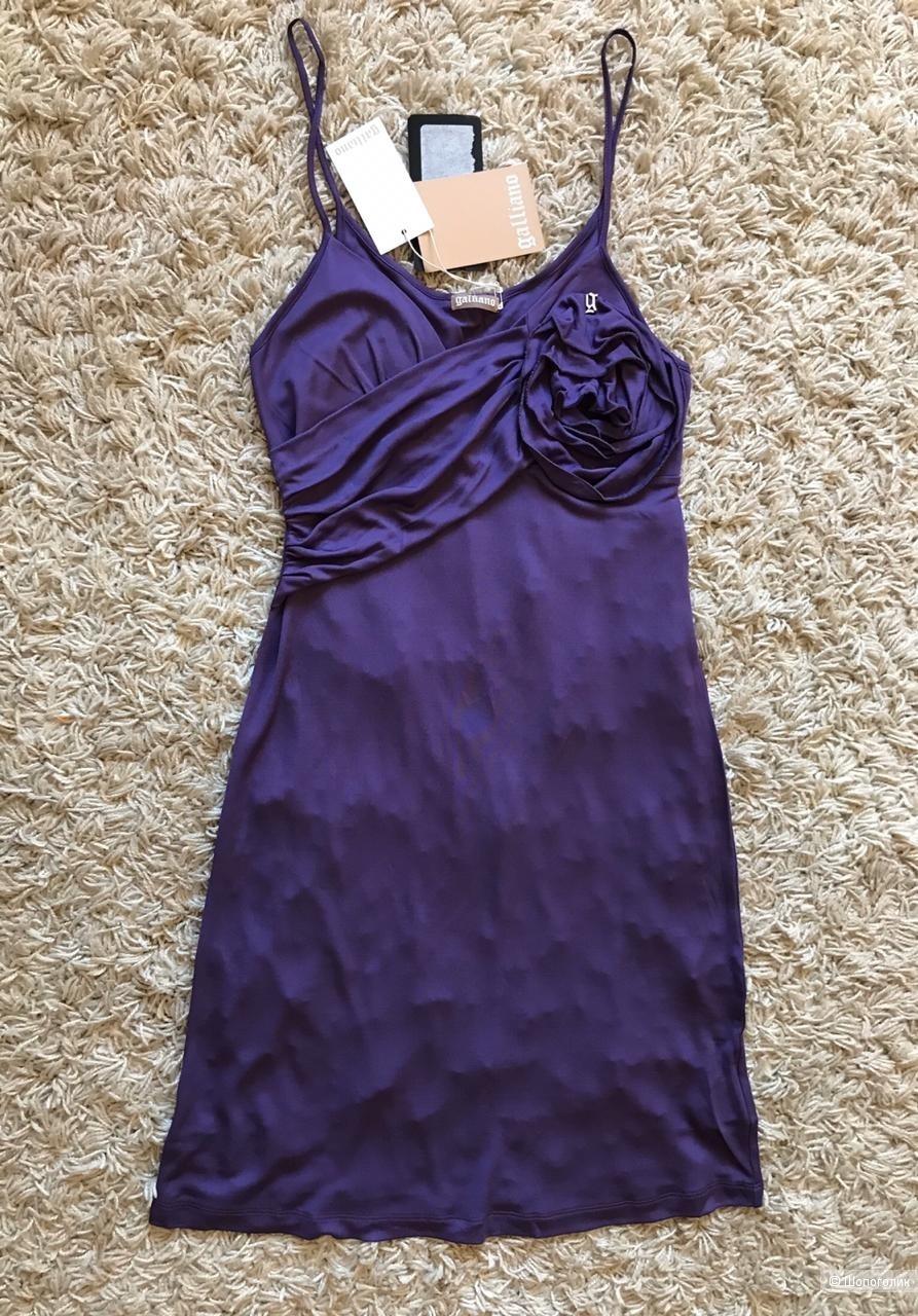 Платье Galliano, 42-44р