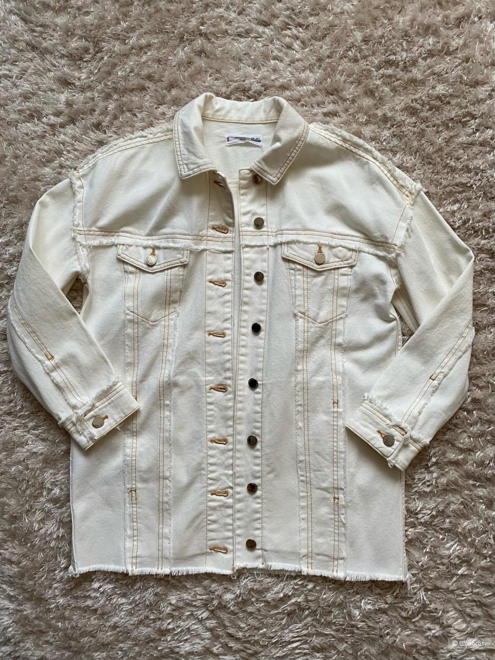 Джинсовая куртка Mango, размер S