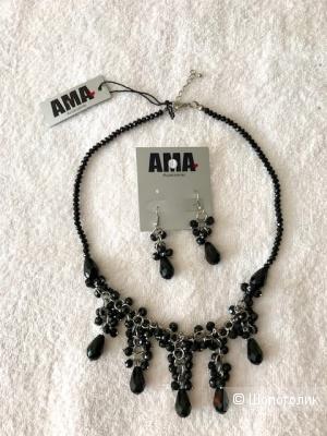 Комплект украшений AMA. One size