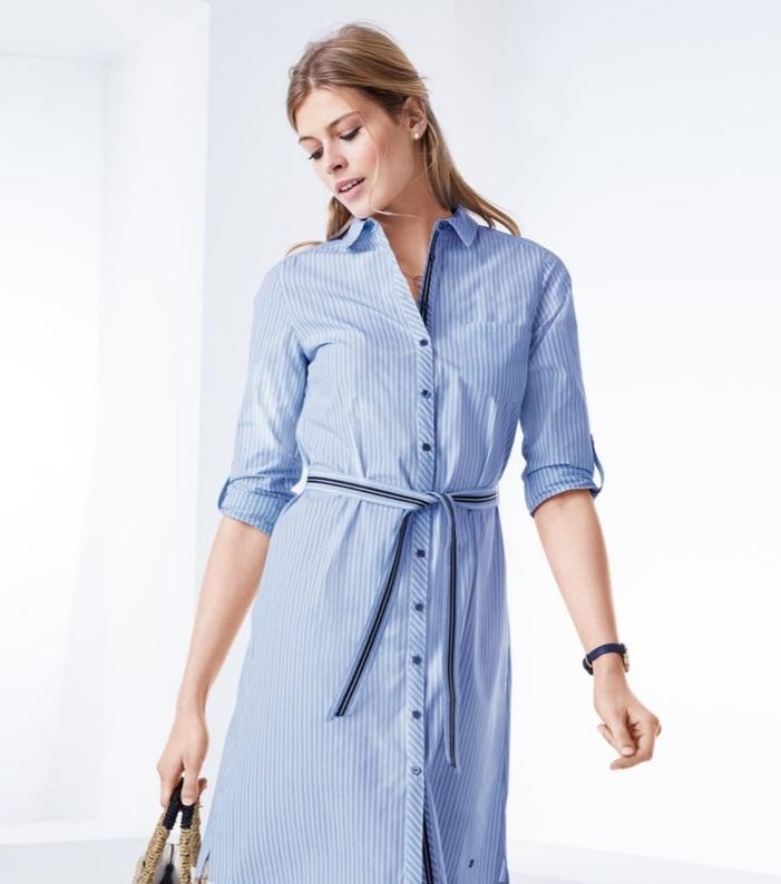 Платье-рубашка limited by tchibo, размер l/xl