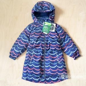 Утепленная куртка Bjorka размер 110