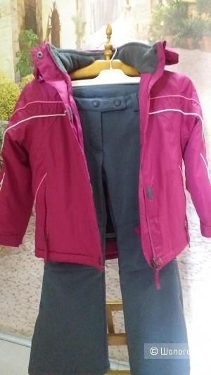 Куртка Pococpano  и брюки Kidz alive, р. 122-128