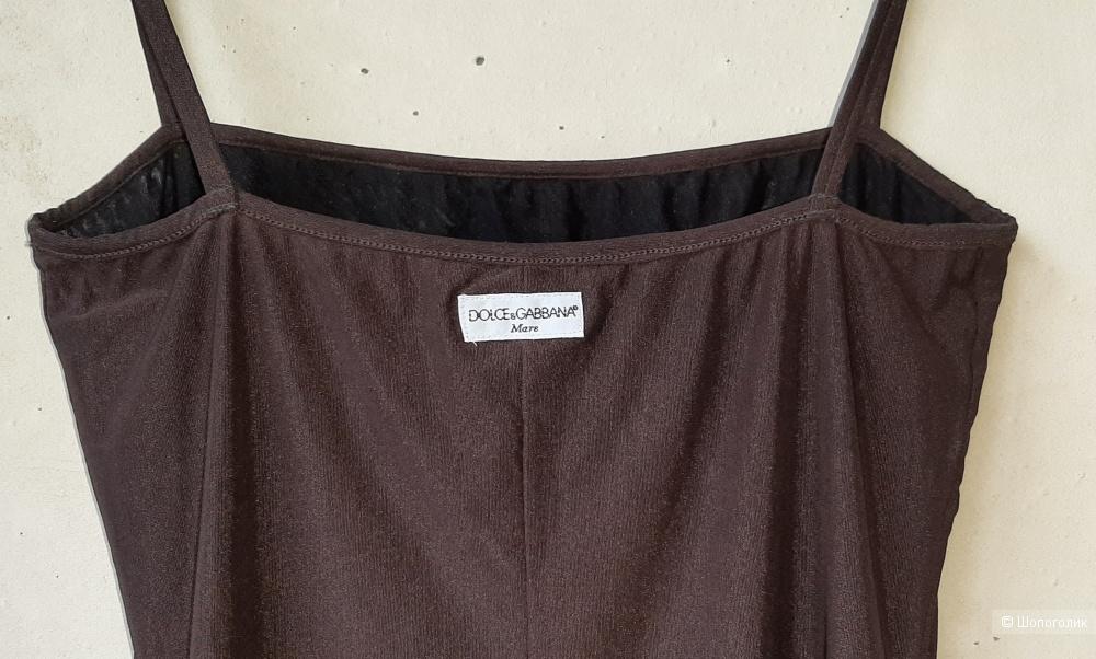Пляжное платье Dolce& Gabbana, 44-46