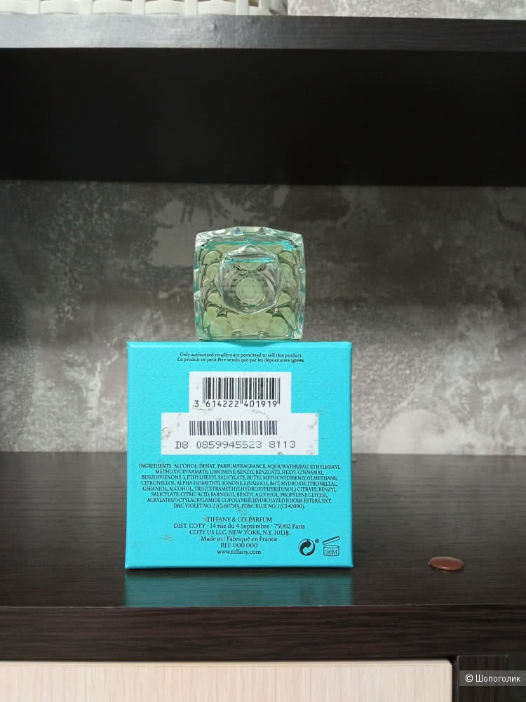 Парфюмерная вода Tiffany & Co 30 ml