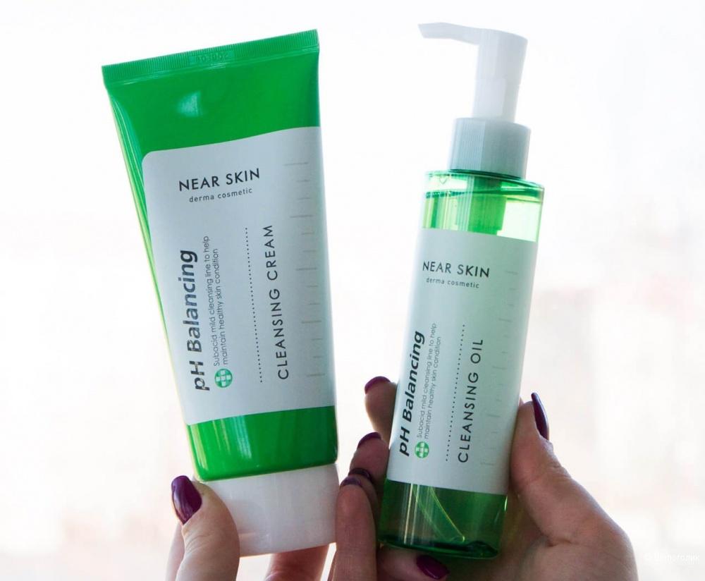 Мягкий очищающий крем для лица Missha Near Skin pH Balancing Cleansing Cream