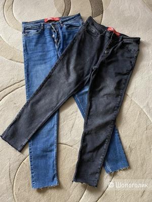 Сет джинс Твоё,46-48 размер