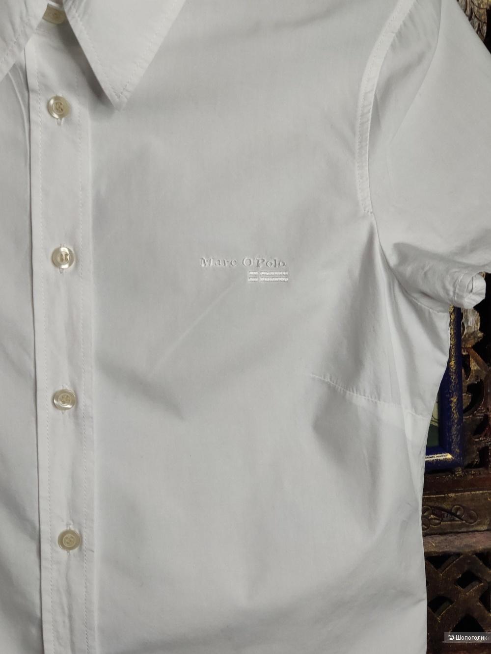 Белая рубашка Marco Polo, раз.42