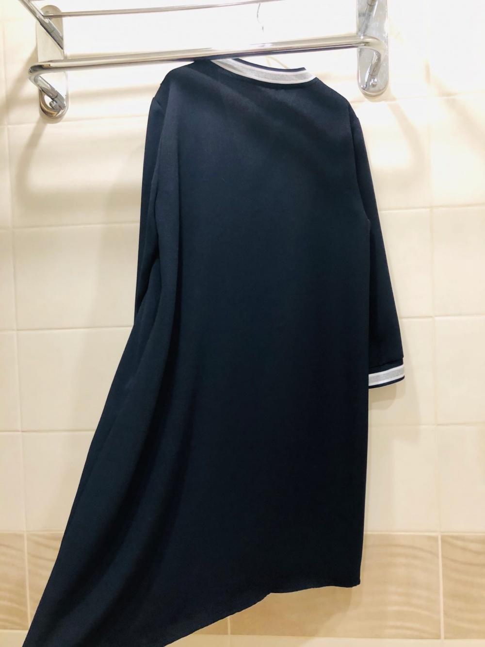 Платье ZARA  BASIC.Размер M-L.