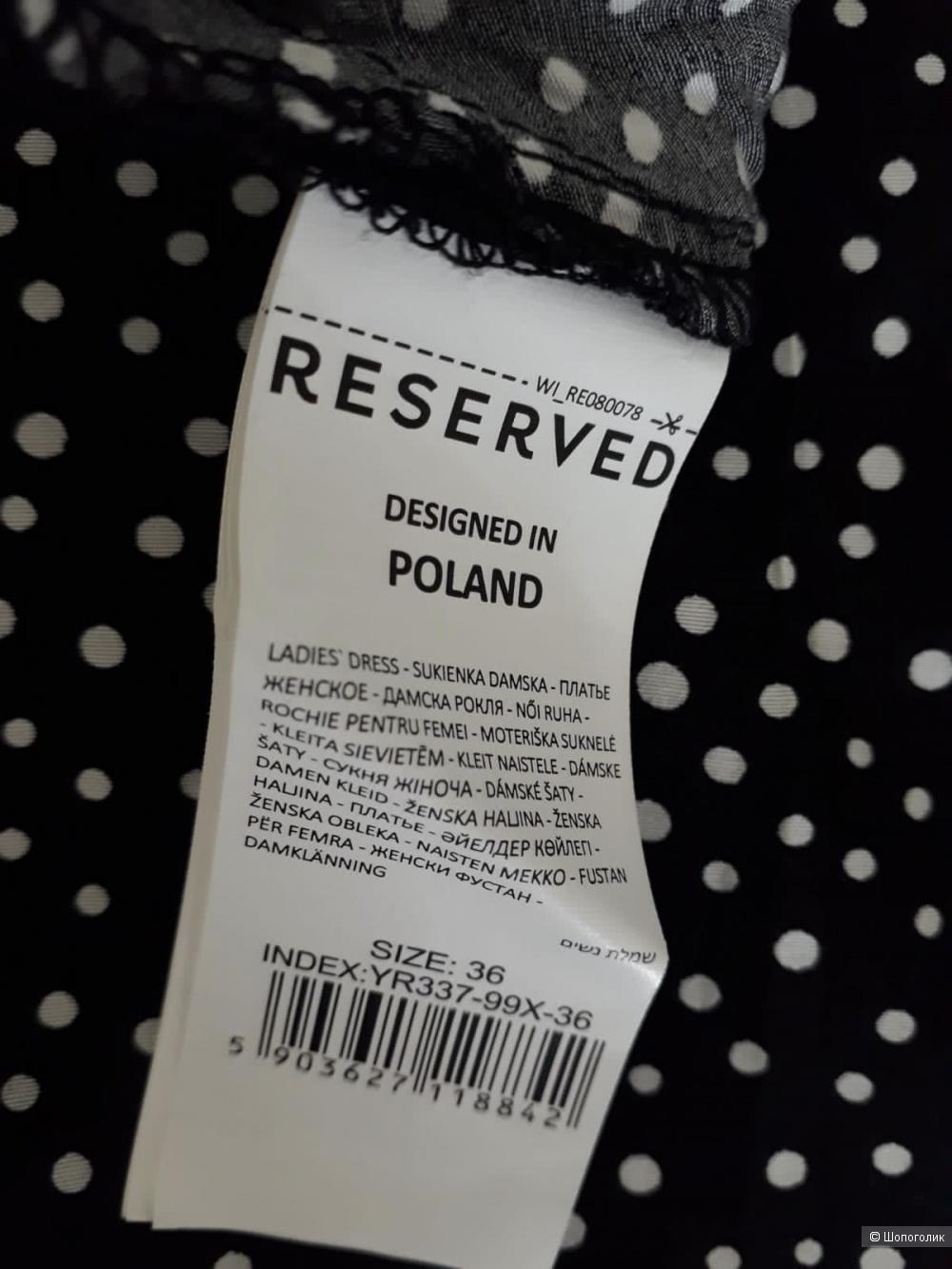 Платье Reserved, eu 36