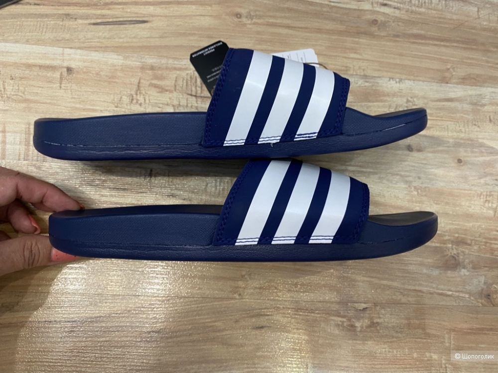 Шлепанцы Adidas Adilette Comfort. 38EUR/36.5RUS/5UK/23,5см