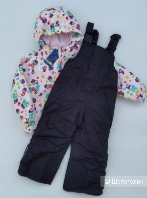 Комплект зимний lupilu 86-92 см