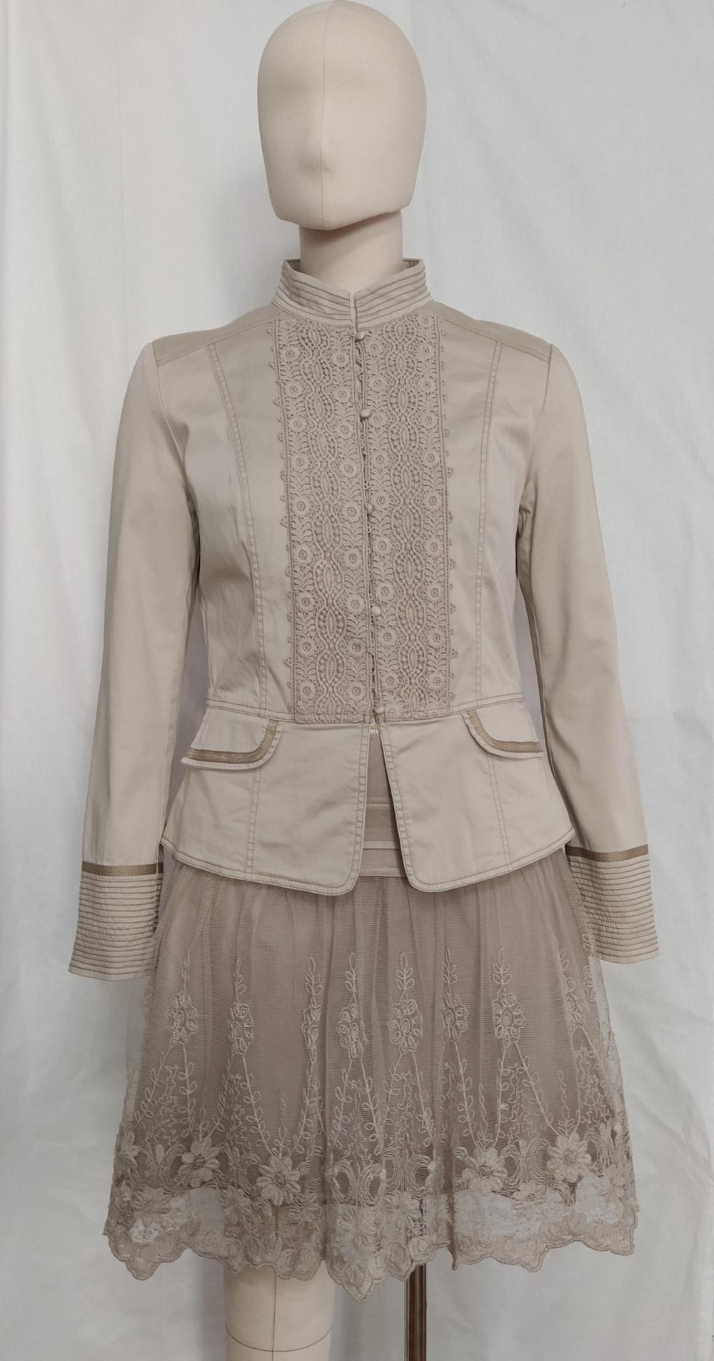 Пиджак с шитьем, Promod, L, M