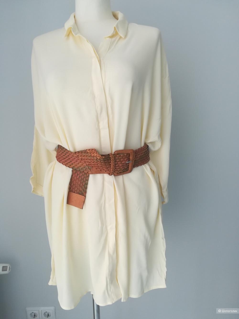 Блузка -платье MSCH, Оверсайз