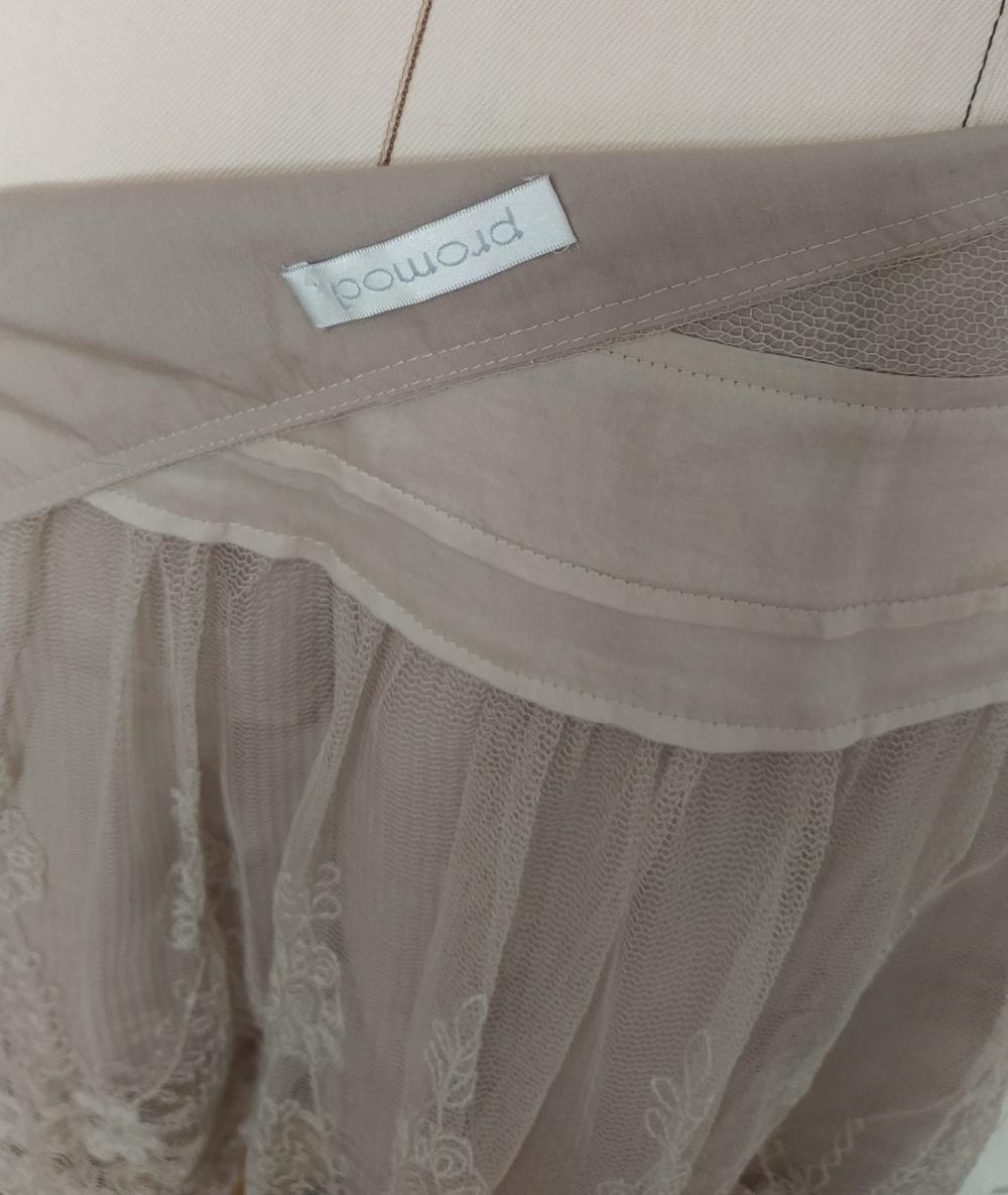 Кружевная юбка Promod, L