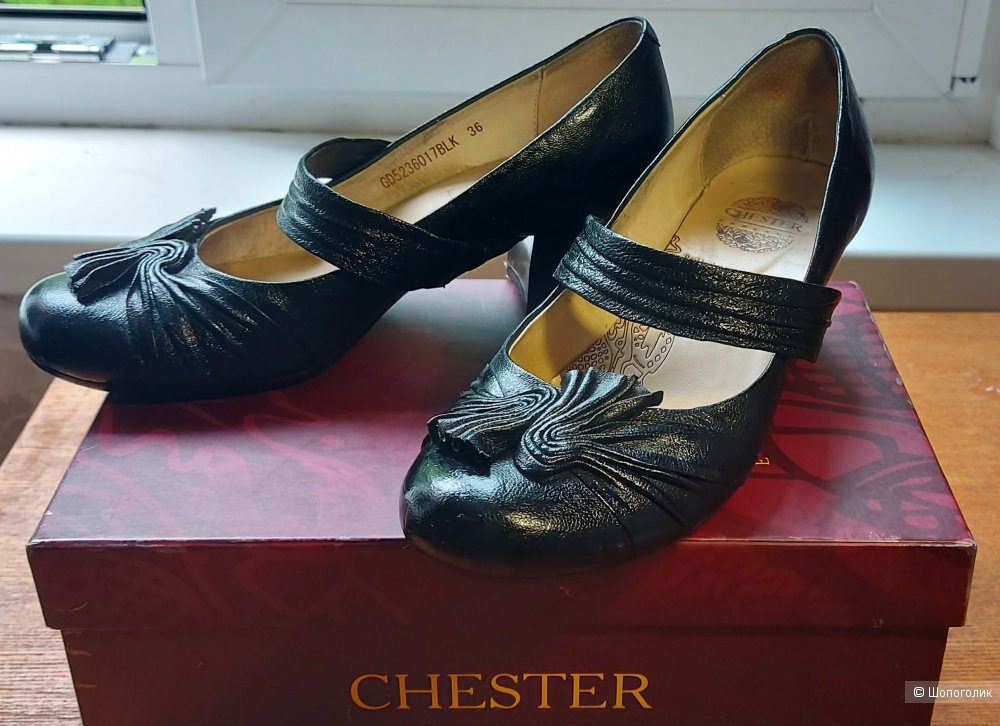 Туфли Chester, 36 р-р