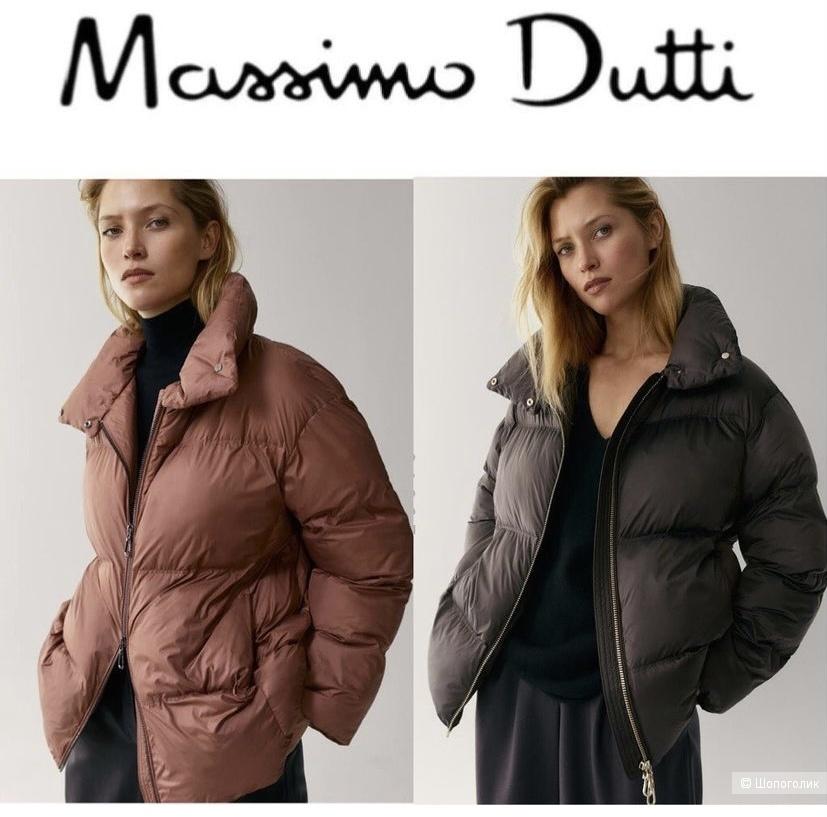 Пуховик Massimo Dutti , размер 48-50 ( L)