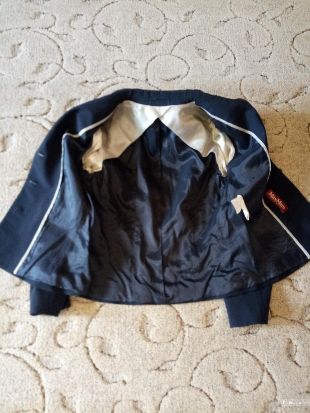 Пиджак MaxMara studio, размер 46-48 рос