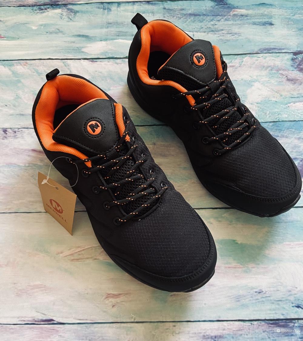 Мужские кроссовки Merrell размеры с 41 по 46