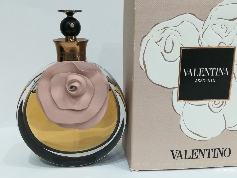 Valentino Valentina Assoluto edp остаток от 80 мл