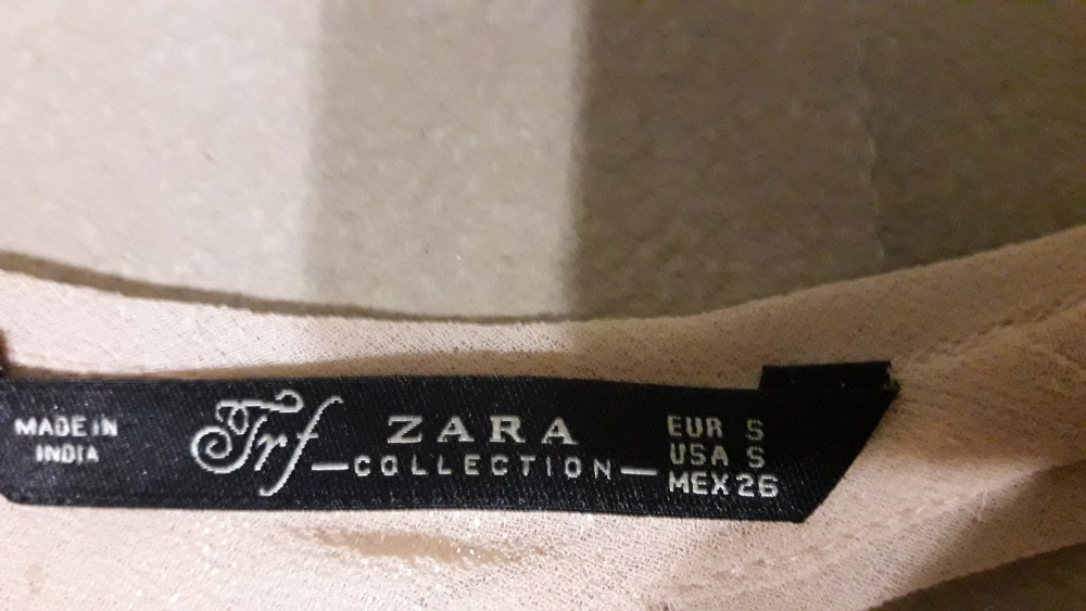 "Топ  ""Zara collection"" - 44 (S)"