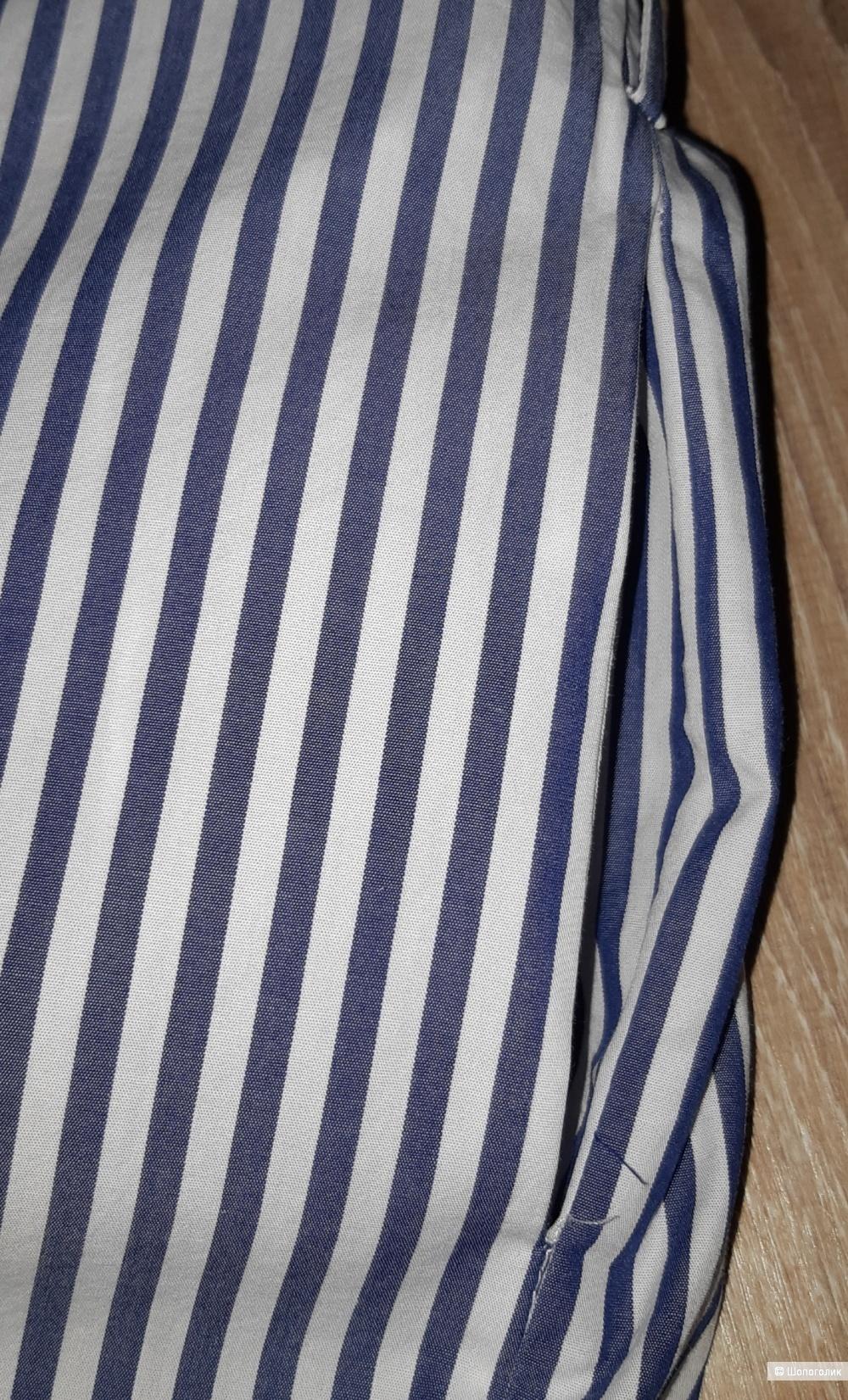 Платье-рубашка mango, размер l