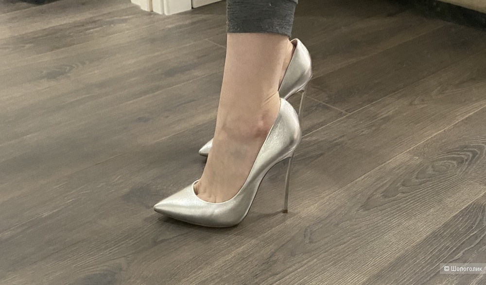Туфли Casadei  размер 36.5
