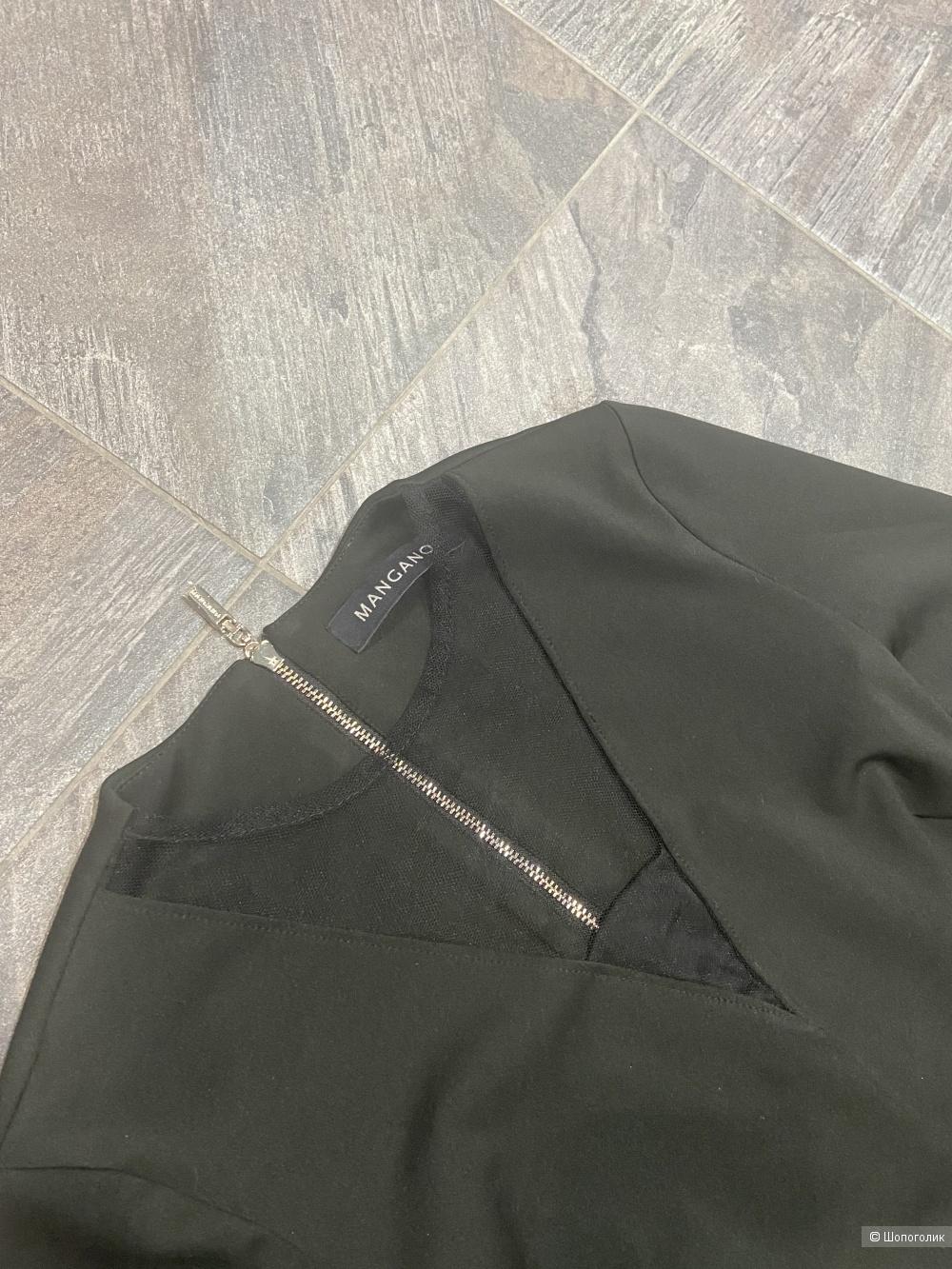 Боди- кофта Мangano размер 38( 42-44 рус)