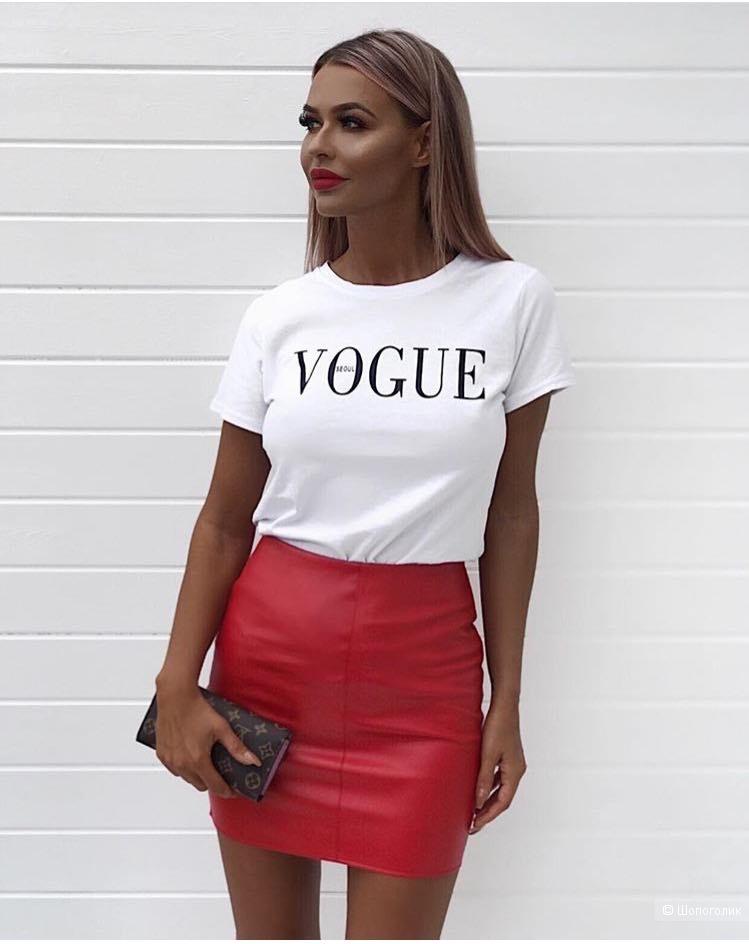 Футболка Vogue размер M-L