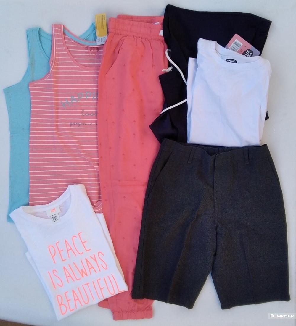Сет одежды  H&M YOUNGSTYLE M&S 146-152 cm