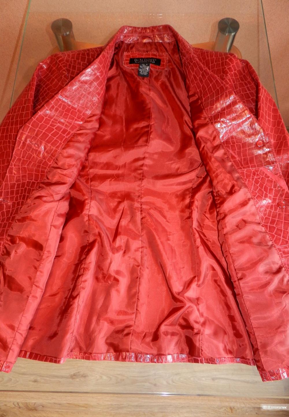 Жакет куртка DIALOGUE the new language of style, 48-