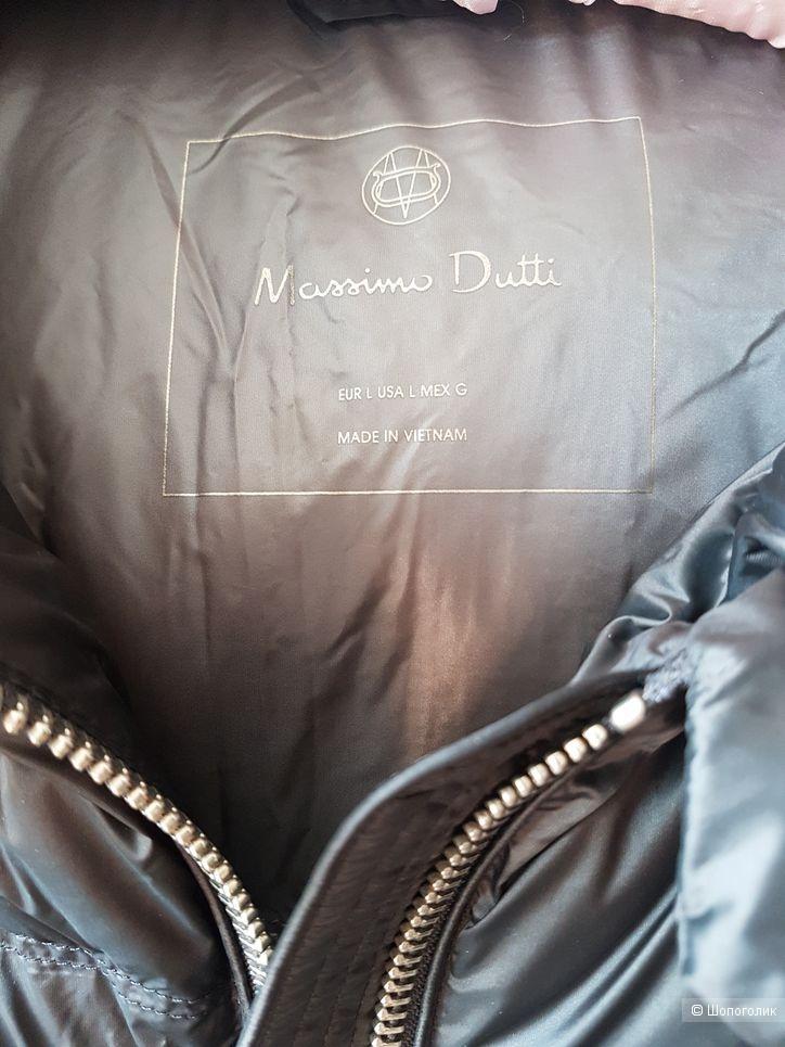 Пуховик Massimo Dutti L\XL  46\48\50