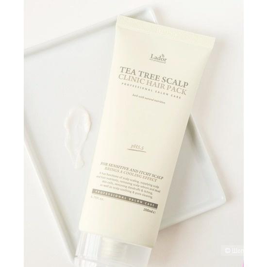 Маска-пилинг для кожи головы с чайным деревом Lador Tea Tree Scalp Hair Pack