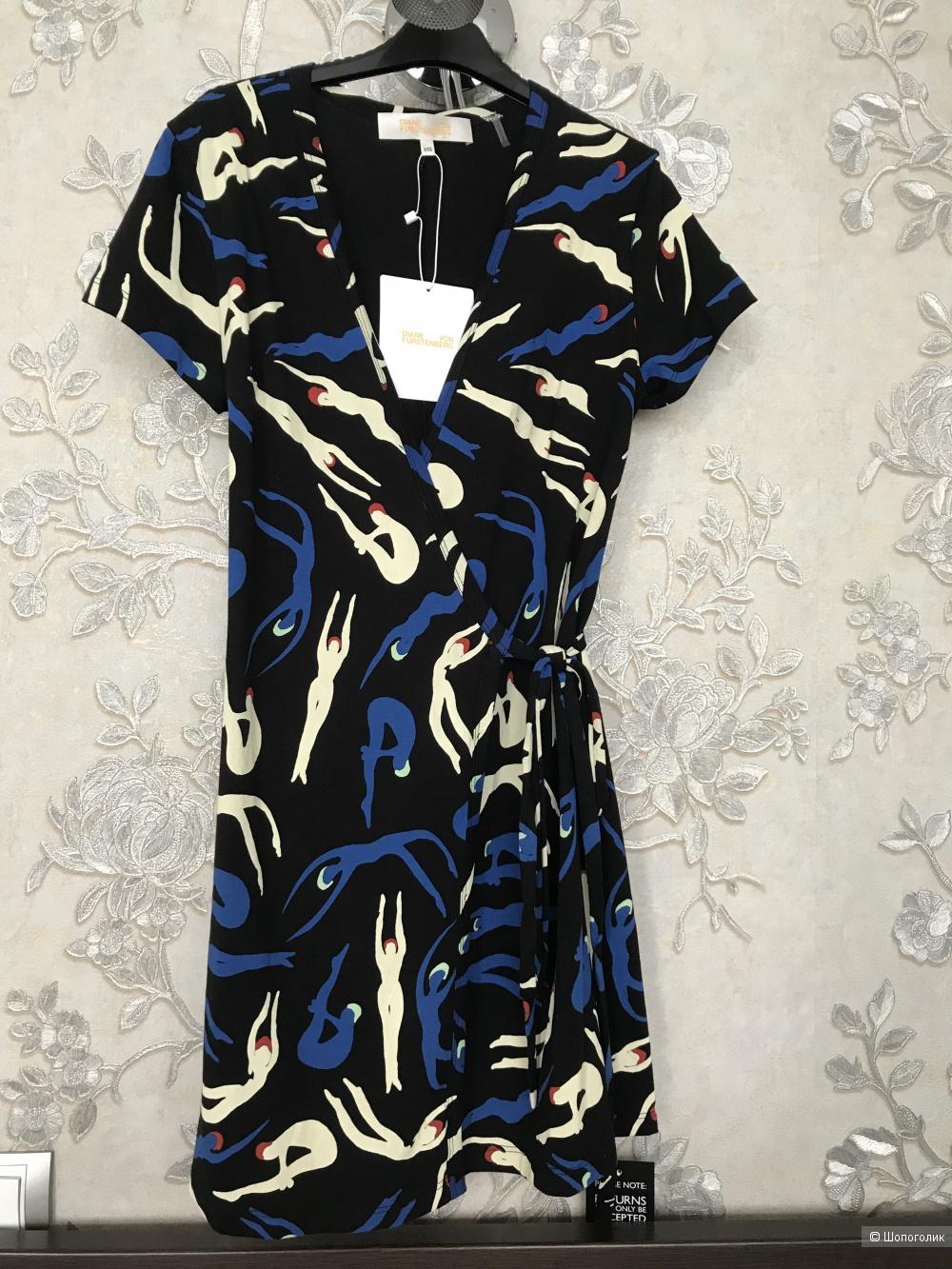 Платье DIANE VON FURSTENBERG, размер XXS