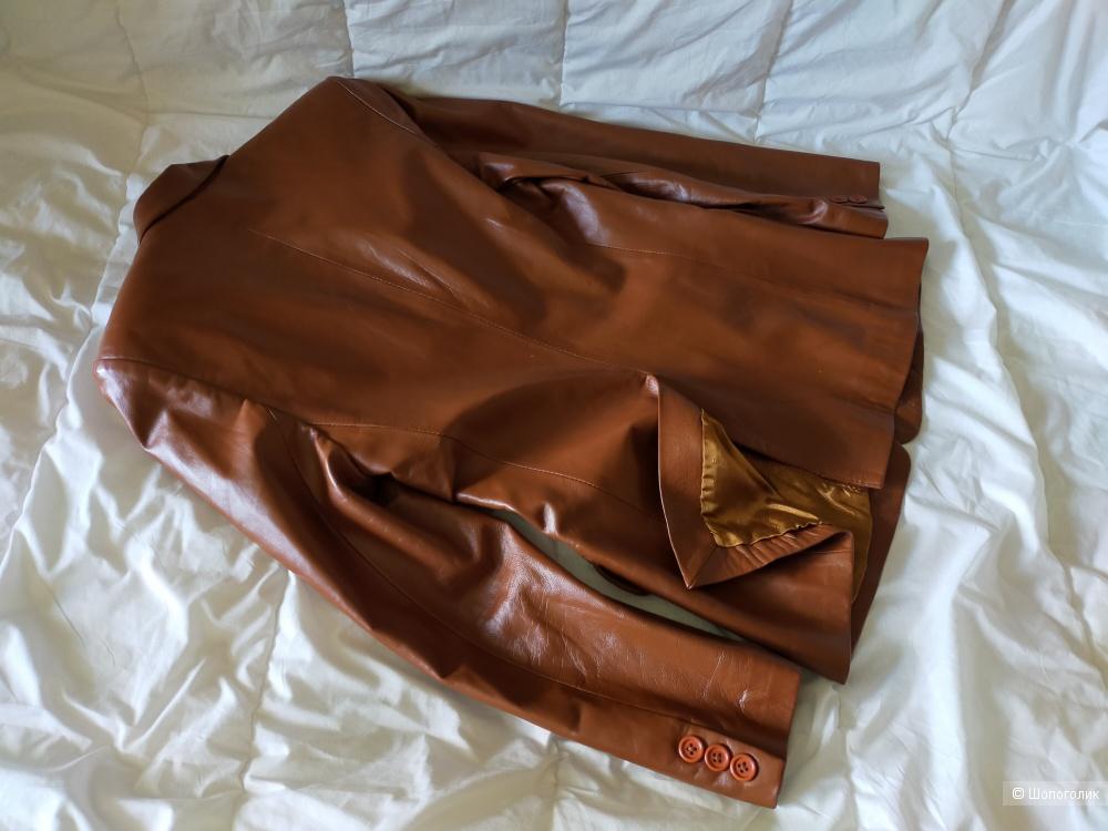 Кожаная куртка Prestige 38 размер