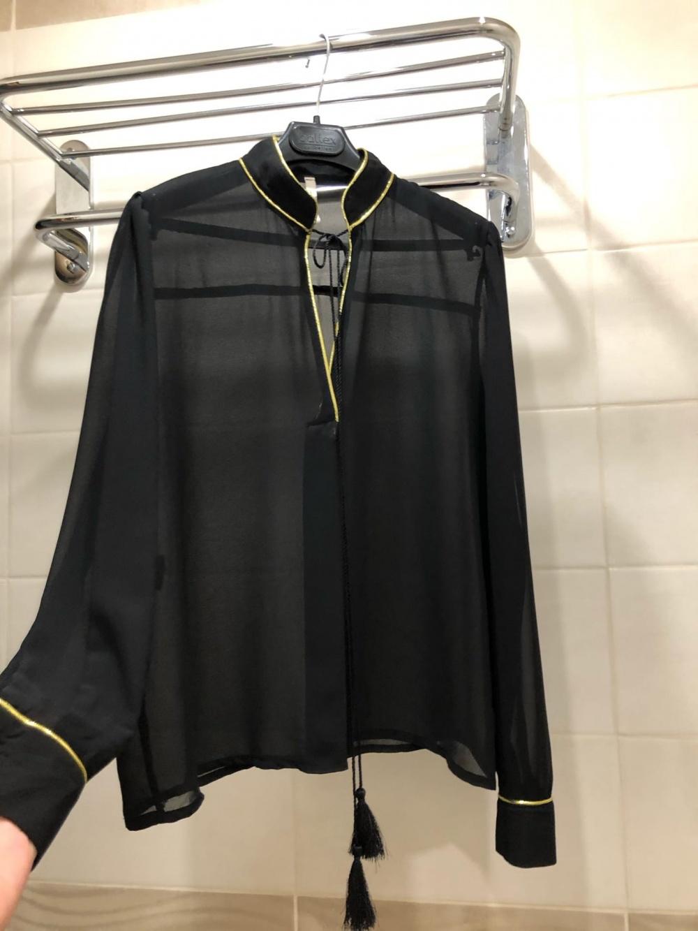 Блузка LUMINA.Размер M-L.