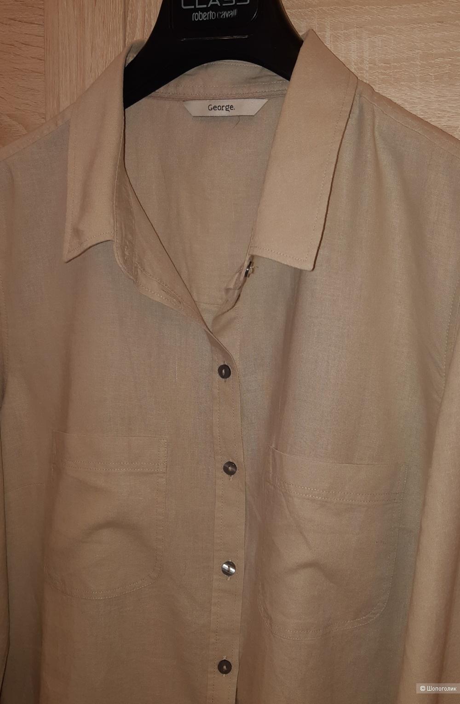 Рубашка george, размер l