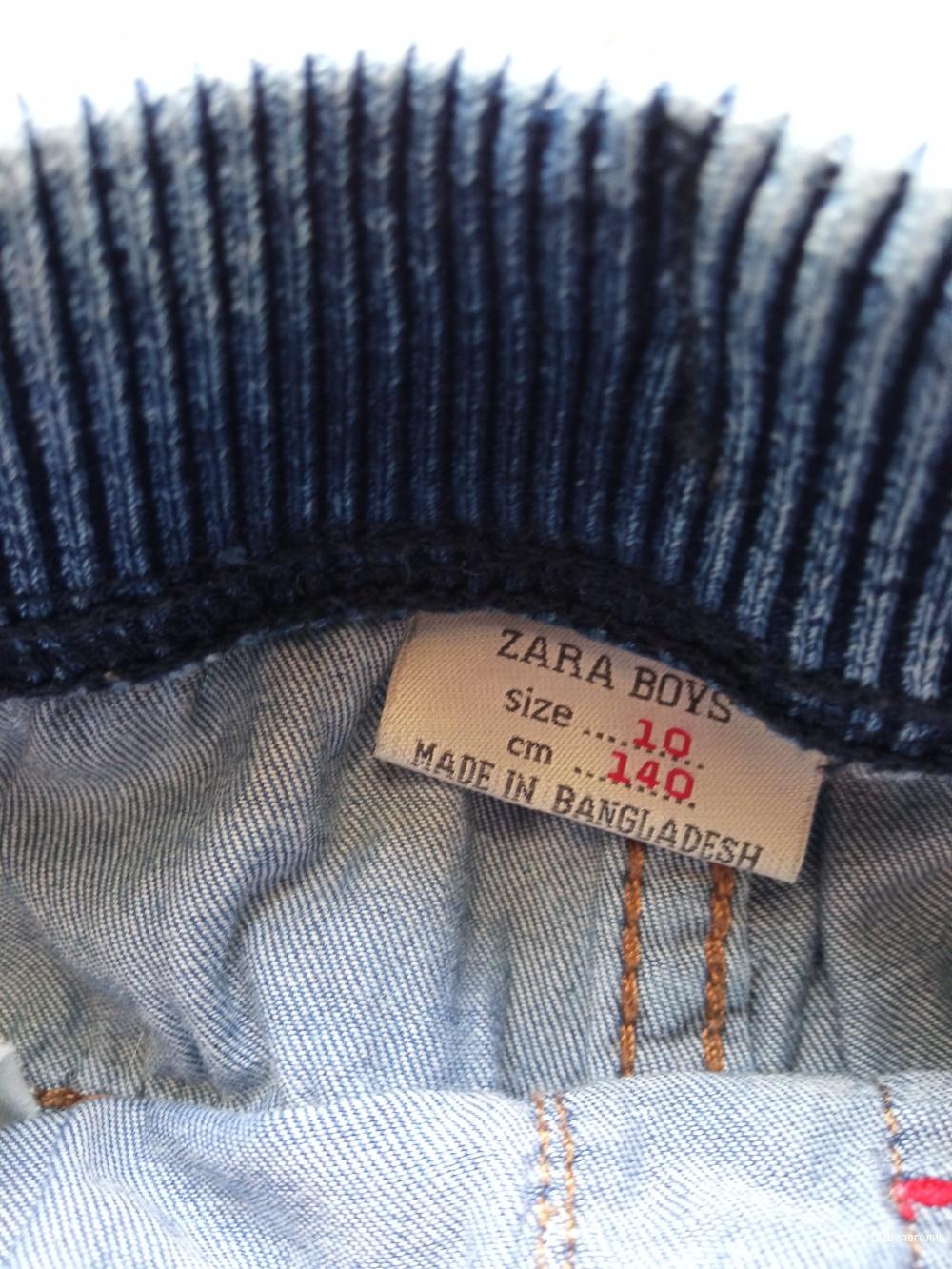 Шорты Zara рост 140