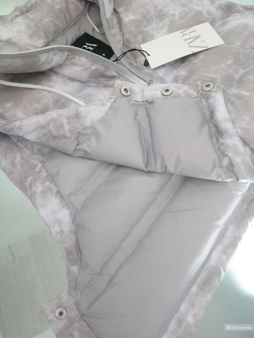 Стеганый жилет ZARA, размер M/L