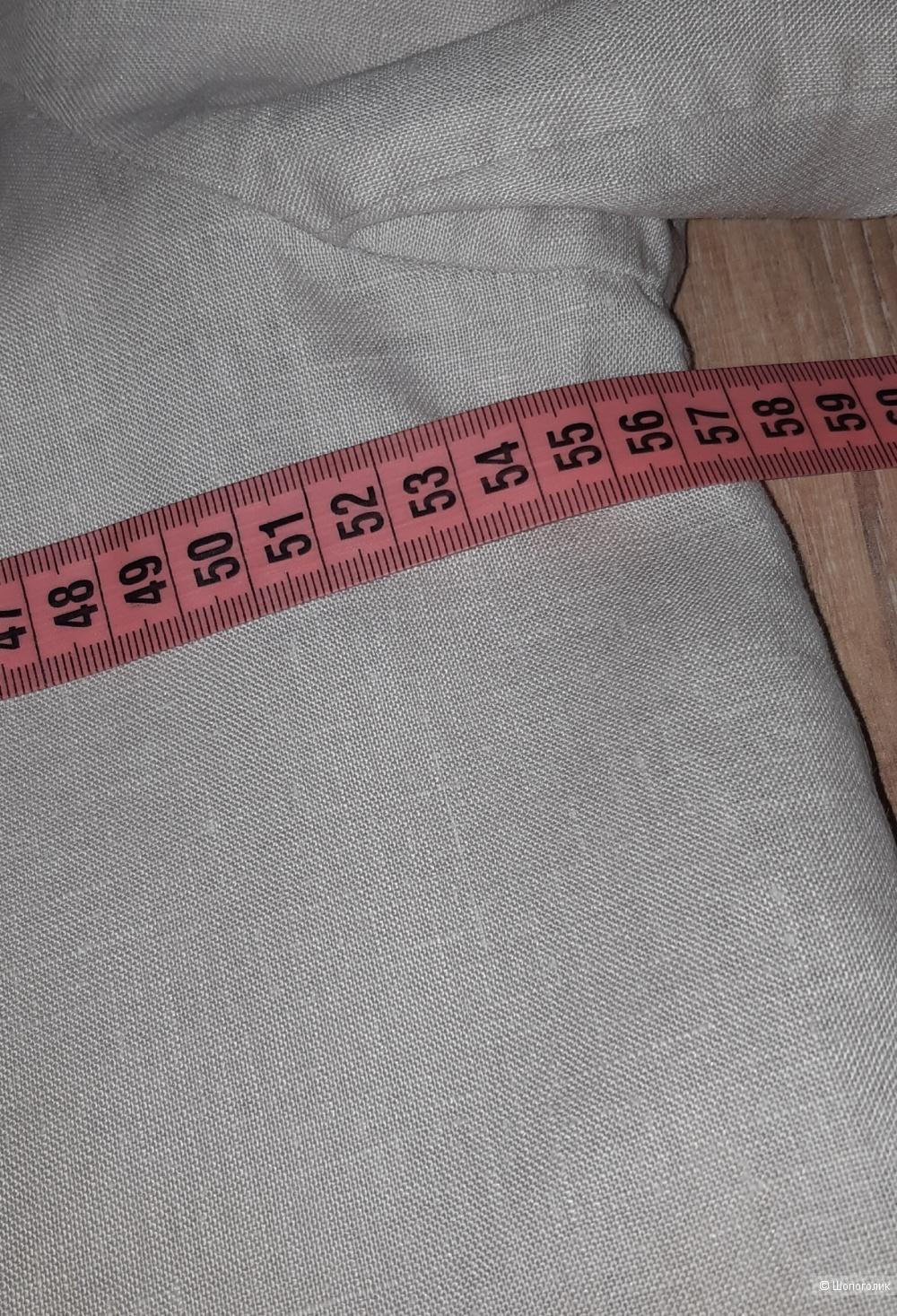Льняной пиджак esprit, размер 46/48