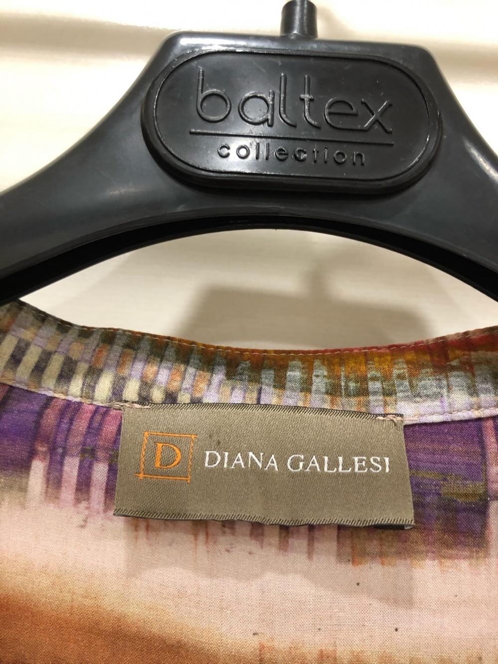 Платье-рубашка DIANA GALLESI. Размер IT 48.