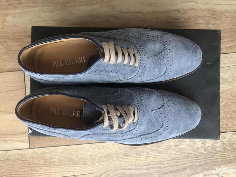Туфли Pal Zileri, размер 40,5.